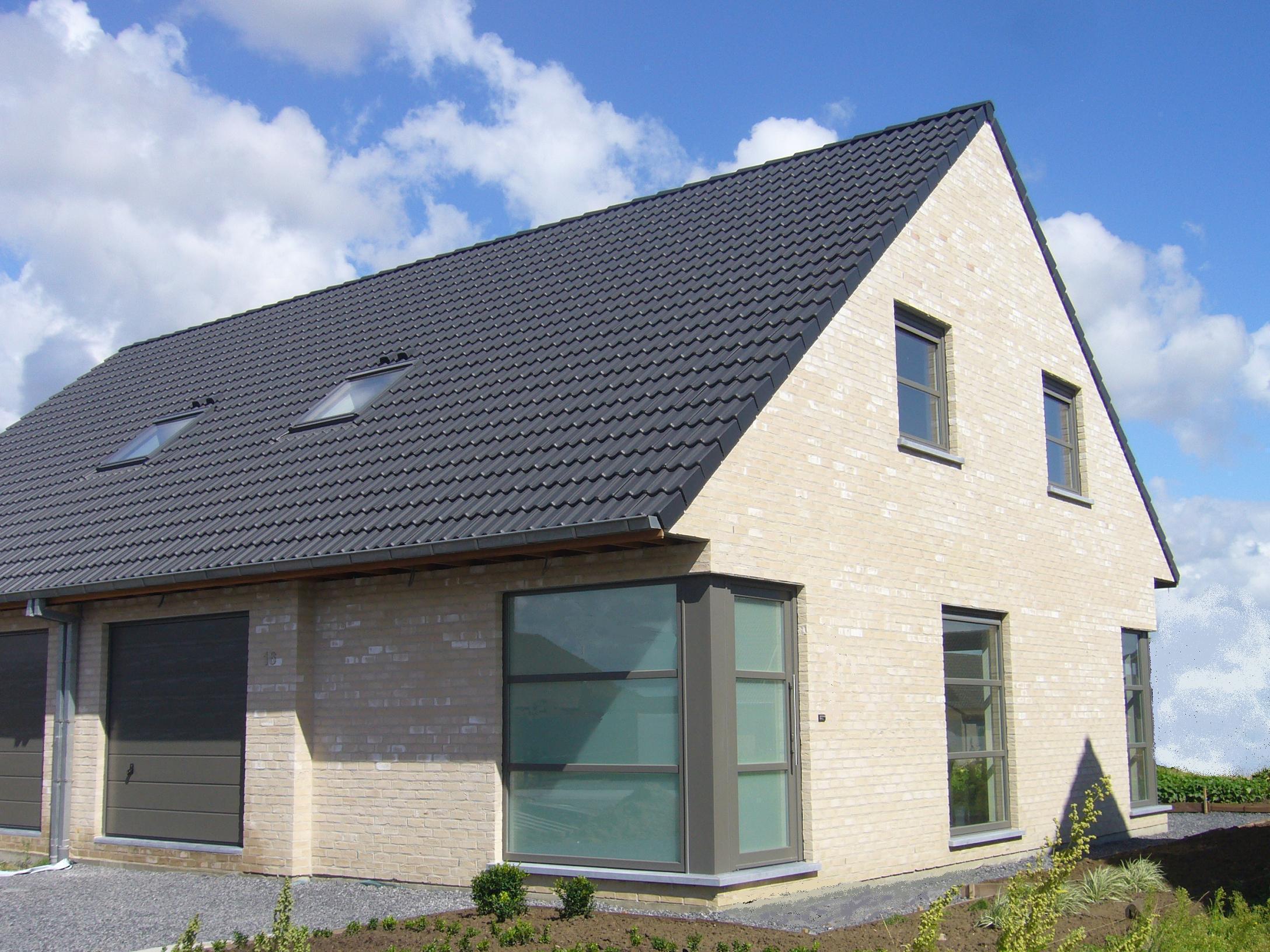 Huis te koop in izegem dupont woningen for Te koop moderne woning